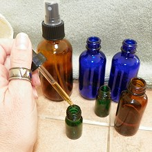 Aromatherapy Natural Perfume, Essential Oils