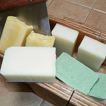 Shring Wrapping Soap